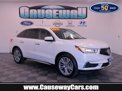 Used 2017 Acura MDX w/Technology Pkg SH-AWD w/Technology Pkg
