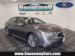 Used 2018 Acura RLX w/Technology Pkg Sedan
