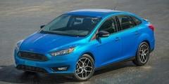 New Ford 2018 Ford Focus SE Sedan Car in Chesapeake, VA