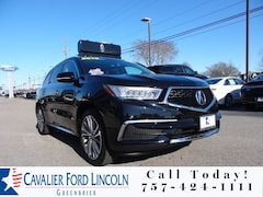 Used 2018 Acura MDX 3.5 Technology SUV