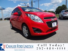Used 2015 Chevrolet Spark LT w/1LT Hatchback