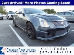 Used 2010 Cadillac CTS-V Base Sedan