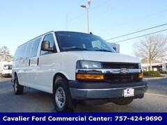Used 2018 Chevrolet Express 3500 LT Passenger Van