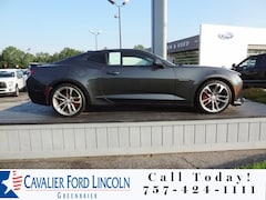 Used 2017 Chevrolet Camaro SS w/2SS Coupe