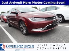 Used 2015 Chrysler 200 C Sedan
