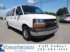 Used 2017 Chevrolet Express 3500 LT Passenger Van