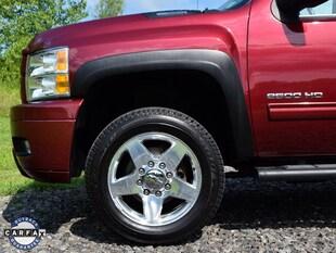 2013 Chevrolet Silverado 2500HD LTZ Truck