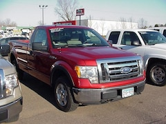2009 Ford F-150 Regular Cab Truck