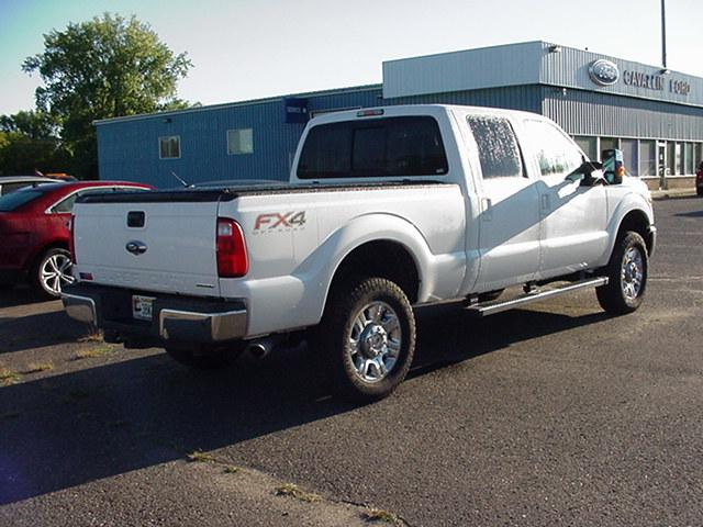 Used 2015 Ford F-250 Super Duty XLT with VIN 1FT7W2B6XFEC54014 for sale in Pine City, Minnesota