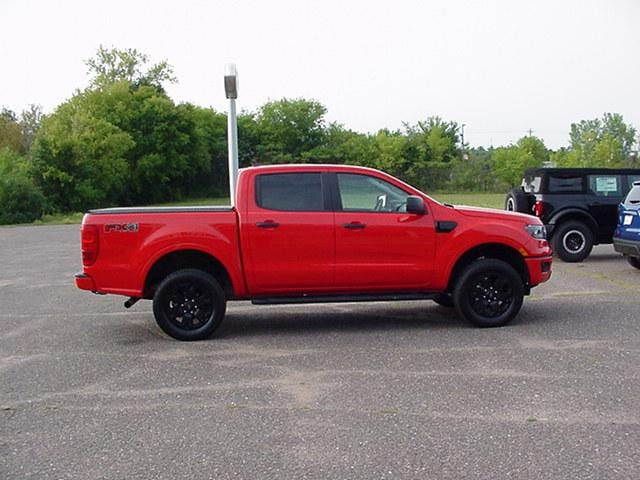 Used 2020 Ford Ranger XL with VIN 1FTER4FH2LLA01234 for sale in Pine City, Minnesota