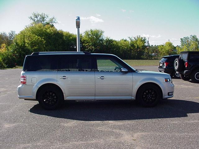 Used 2015 Ford Flex Limited with VIN 2FMHK6D83FBA06023 for sale in Pine City, Minnesota