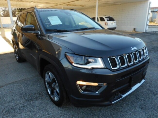 Used 2018 Jeep Compass Limited SUV Near Paragould