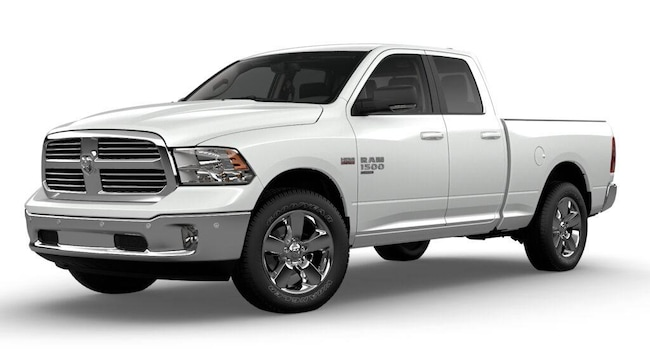 New 2019 Ram 1500 CLASSIC BIG HORN QUAD CAB 4X4 6'4 BOX Quad Cab Near Paragound