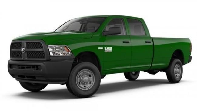 New 2018 Ram 2500 TRADESMAN CREW CAB 4X4 8' BOX Crew Cab Near Paragound