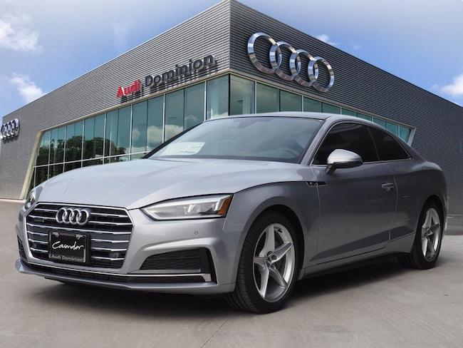 New 2019 Audi A5 2.0T Premium Plus Coupe San Antonio, TX