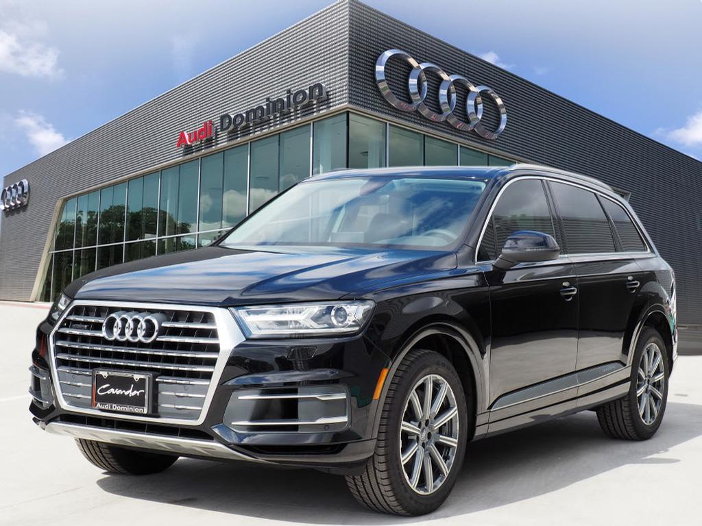 2019 Audi Q7 For Sale In San Antonio Tx Audi Dominion