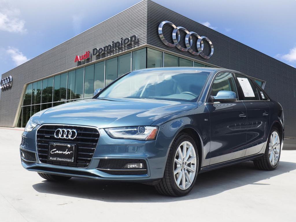 Used 2016 Audi A4 For Sale In San Antonio Tx Near Alamo Heights Converse Tx Schertz Vin Wauffafl3gn002660