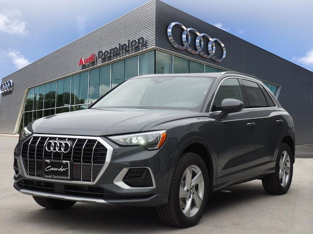 New 2020 Audi Q3 45 Premium SUV 01039350 in San Antonio, Texas