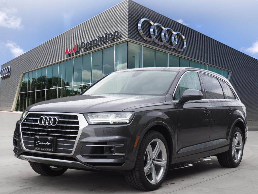 2019 Audi Q7 Changes, Specs And Price >> 2019 Audi Q7 For Sale In San Antonio Near Alamo Heights Converse Tx Schertz Vin Wa1vaaf77kd014013
