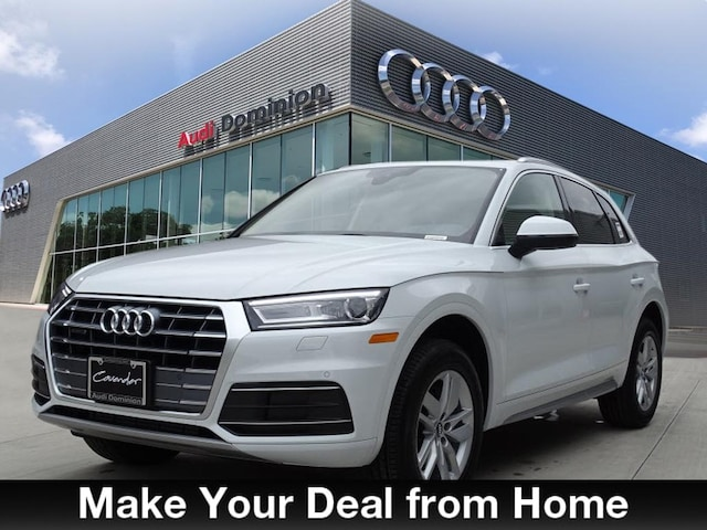 New 2020 Audi Q5 45 Premium SUV in San Antonio, Texas