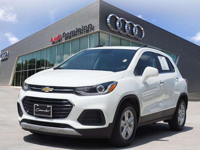 Bargain Used 2017 Chevrolet Trax LT SUV under $15,000 for Sale in San Antonio