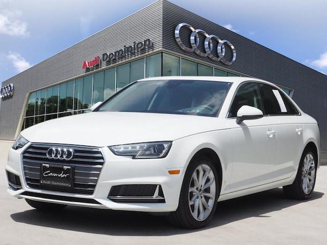 Used 2019 Audi A4 Premium Sedan