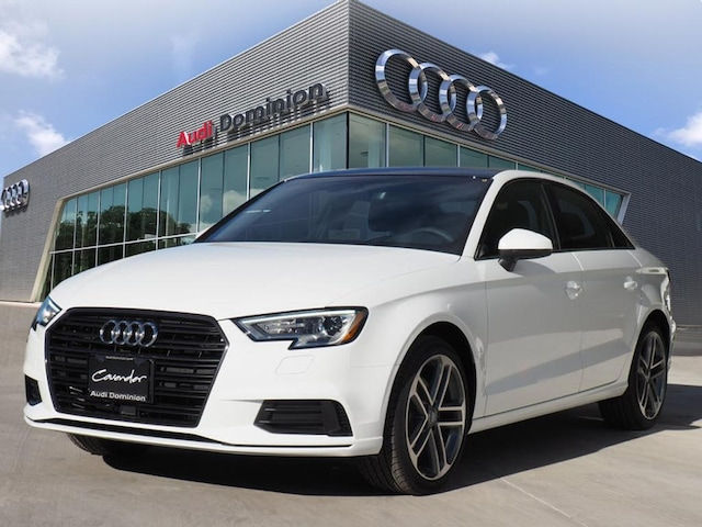 New 2020 Audi A3 2.0T Premium Sedan 0A027182 in San Antonio, Texas
