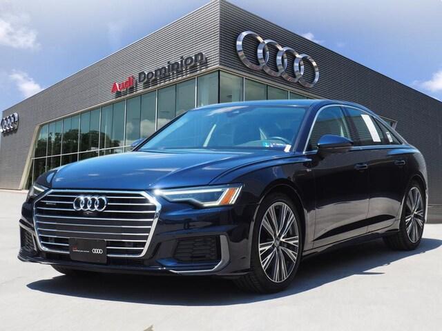 Certified Pre Owned 2019 Audi A6 Premium Plus Sedan 00MP7343