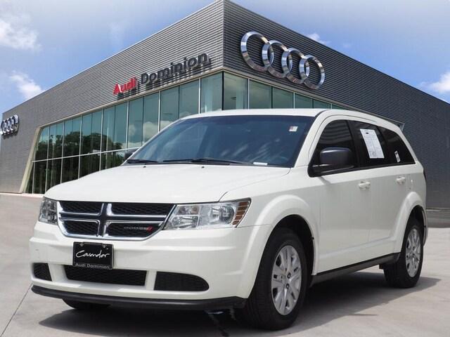 Bargain Used 2015 Dodge Journey SE SUV under $15,000 for Sale in San Antonio