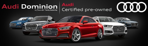 Audi Certified Pre Owned >> Audi Certified Pre Owned Overview Audi Dominion