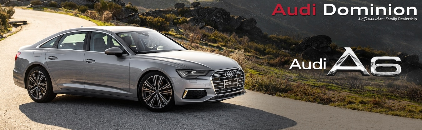 The Audi A6 at Audi Dominion in San Antonio, Texas | Audi Dominion