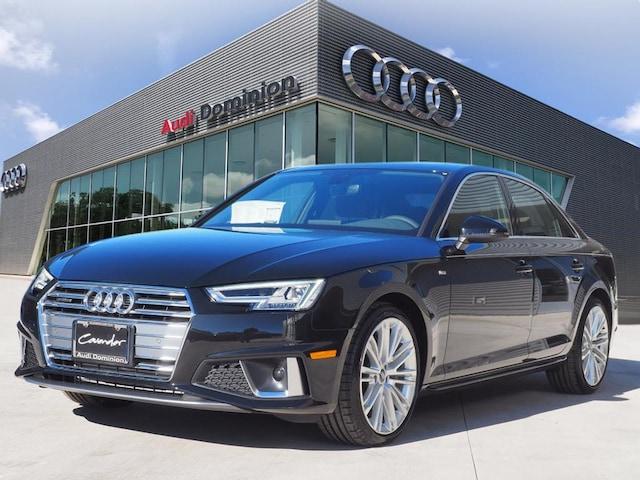 Used 2019 Audi A4 Premium Plus for sale in San Antonio