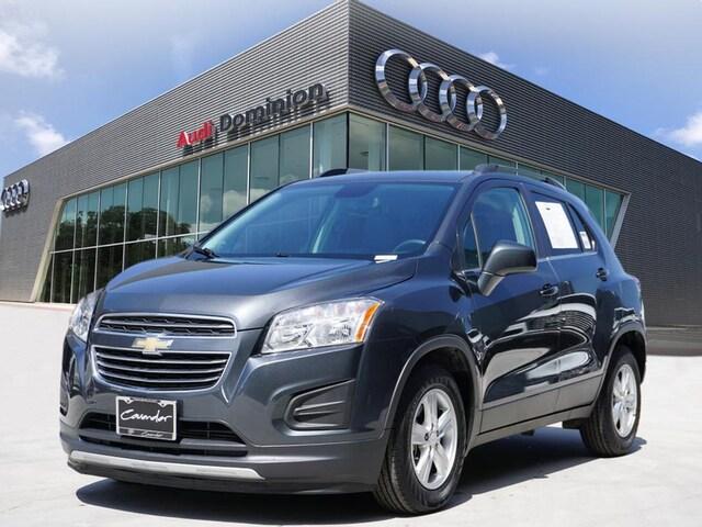 Bargain Used 2016 Chevrolet Trax LT SUV under $15,000 for Sale in San Antonio