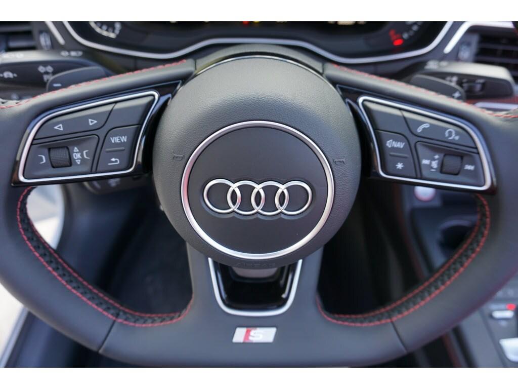 2019 Audi S5 For Sale in San Antonio   Near Alamo Heights, Converse TX &  Schertz   VIN: WAU24GF53KN002692