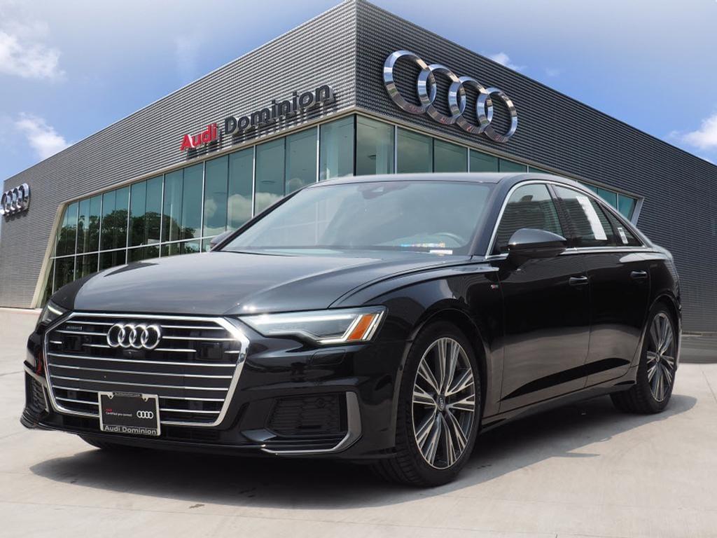2019 Audi A6 For Sale in San Antonio | Near Alamo Heights, Converse TX &  Schertz | VIN: WAUL2AF27KN025891