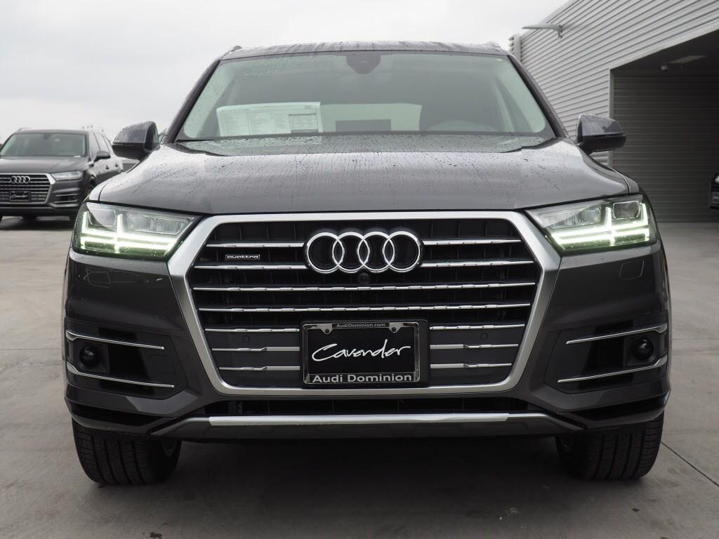 2019 Audi Q7 For Sale in San Antonio | Near Alamo Heights, Converse TX &  Schertz | VIN: WA1VAAF77KD014013