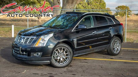 2016 Cadillac SRX Premium Collection FWD  Premium Collection