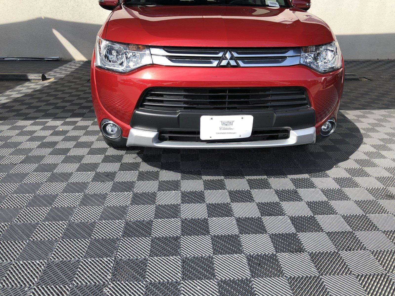 Used 2015 Mitsubishi Outlander For Sale at Cavender Pre-Owned | VIN
