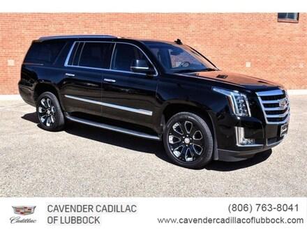 2019 Cadillac Escalade ESV Luxury SUV