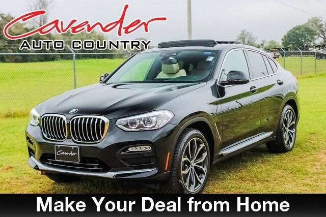 Used 2019 BMWX4 xDrive30i SUV