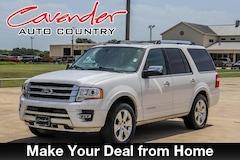 2016 Ford Expedition Platinum SUV