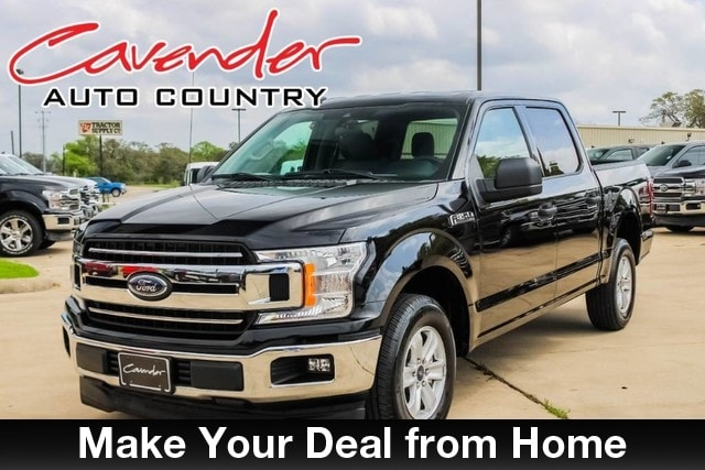 Certified Pre-Owned 2019 FordF-150 XLT