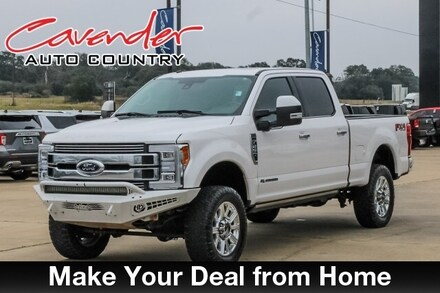 2018 Ford Super Duty F-250 Limited FX4 Off Road Pickup Truck