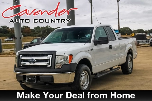Used 2013 FordF-150 XL Pickup Truck