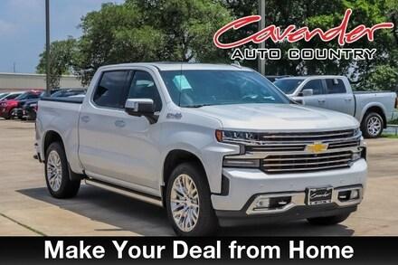 2019 Chevrolet Silverado 1500 High Country Pickup Truck