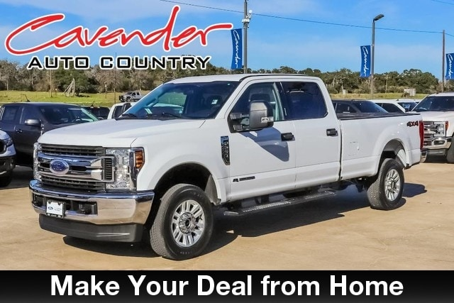 Certified Pre-Owned 2019 FordSuper Duty F-250 XLT Pickup Truck