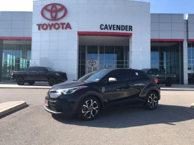 Used 2018 Toyota C-HR XLE SUV San Antonio