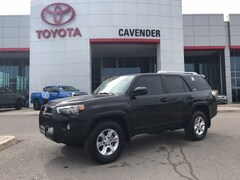 Used 2018 Toyota 4Runner SR5 SUV in San Antonio, TX