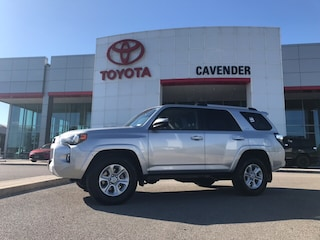 Used 2020 Toyota 4Runner SR5 SUV in San Antonio, TX