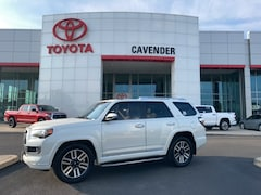 Used 2016 Toyota 4Runner Limited SUV near Boerne, TX